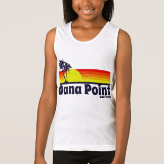 Dana Point California Singlet
