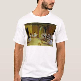 Dance Class at the Opera by Degas T-Shirt