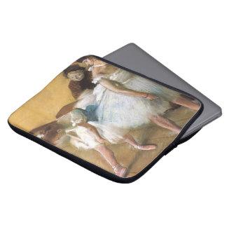 Dance Examination by Edgar Degas, Vintage Ballet Laptop Sleeve