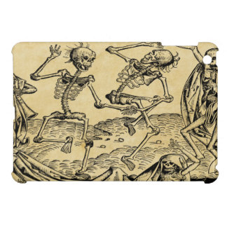 Dance Of Death By Michael Wolgemut 1493 Case For The iPad Mini