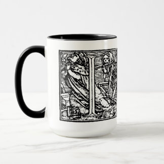 Dance of Death I Mug
