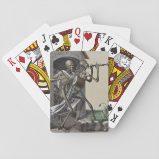 Dance of Death in Basel | Memento Mori Playing Cards