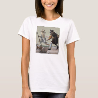 Dance of Death in Basel | The Blind Man T-Shirt
