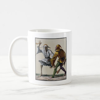 Dance of Death in Basel | The Fool Coffee Mug
