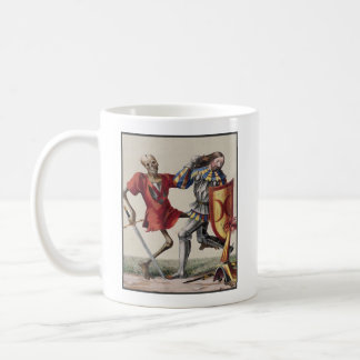 Dance of Death in Basel | The Knight Coffee Mug