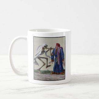 Dance of Death in Basel   The Lawyer Coffee Mug
