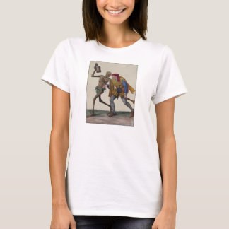 Dance of Death in Basel | The Musician T-Shirt