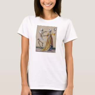 Dance of Death in Basel | The Noblewoman T-Shirt