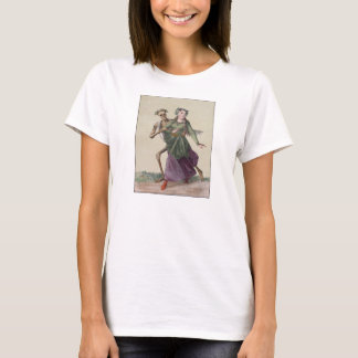 Dance of Death in Basel | The Young Woman T-Shirt