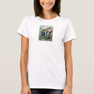 Dance of Death – The Cardinal - 1816 Color Print T-Shirt