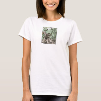 Dance of Death – The Consequences - Fall Of Man T-Shirt