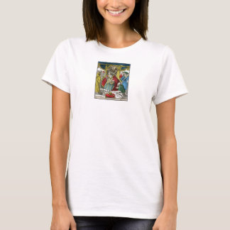 Dance of Death – The Emperor - 1816 Color Print T-Shirt