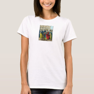 Dance of Death – The Empress - 1816 Color Print T-Shirt