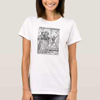 Dance of Death | The Newlywed Woman T-Shirt