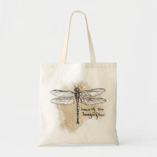 Dance of the Dragonflies Tote Bag
