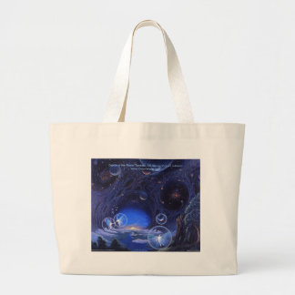 Dance of the Planet Tenders, Dance of the Plane... Jumbo Tote Bag