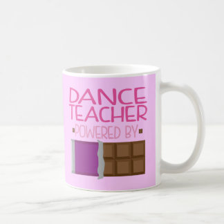 Dance Teacher Chocolate Gift for Her Coffee Mug