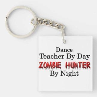 Dance Teacher/Zombie Hunter Key Ring