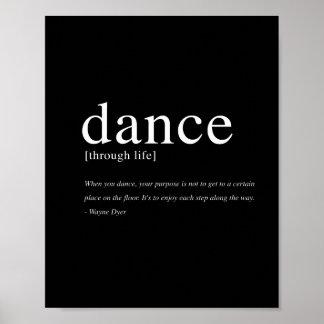 Dance Through Life - 8 x10 Art Print
