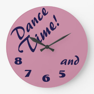 Dance Time Clock