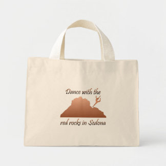 Dance With The Red Rocks Bag