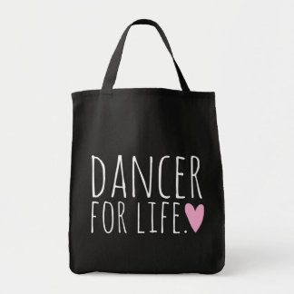 Dancer For Life Black with Heart