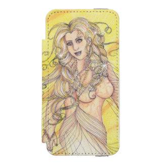 Dancer in the Light Optimism Positivity Incipio Watson™ iPhone 5 Wallet Case