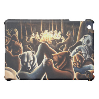 Dancing Bears iPad Case Bear Art Ipad Gifts
