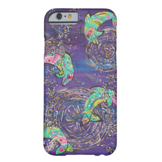 Dancing Dolphins ID iPhone 6 case