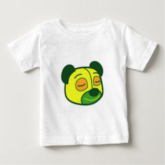 Dancing Emoji Panda Baby T-Shirt