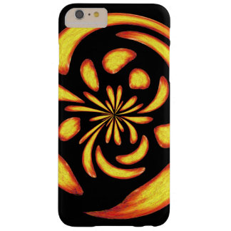Dancing fire balls barely there iPhone 6 plus case