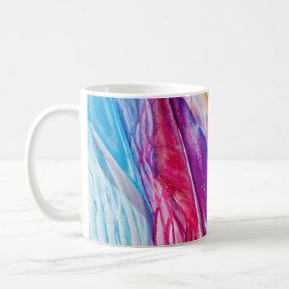 Dancing Ribbon Nebula Coffee Mug