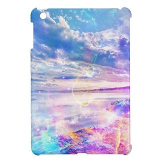 Dancing Sea Hard Shell Case For The iPad Mini