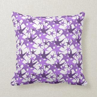 Dancing Stars Pilow Throw Pillow