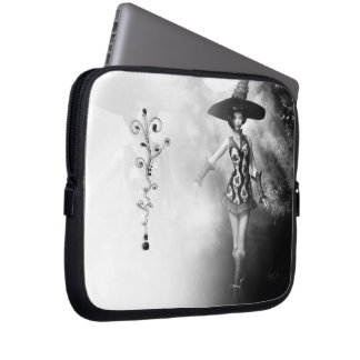 Dancing Witch Electronics Bag