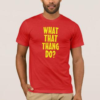 dang good question T-Shirt