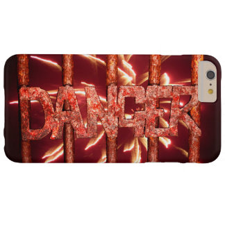 Danger Barely There iPhone 6 Plus Case