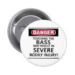 Danger Bass Button