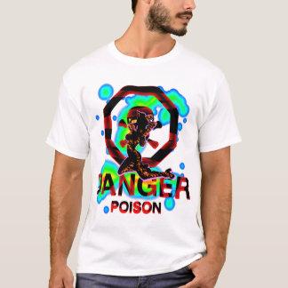 Danger Poison Girl Shirt