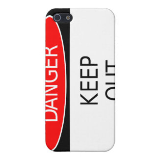 Danger Speck Case iPhone 5 Cover
