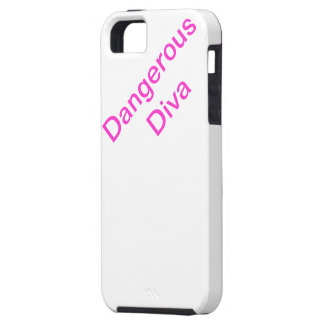 Dangerous Diva Tough iPhone 5 Case