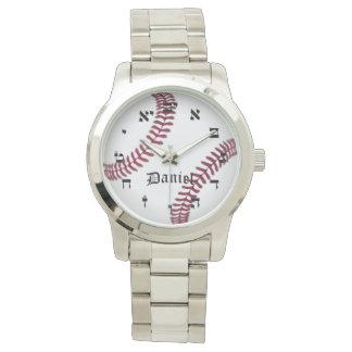 Daniel's Baseball Time Watch