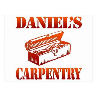 Daniel's Carpentry Postcard
