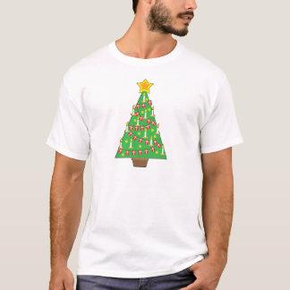 Danish Christmas Tree T-Shirt