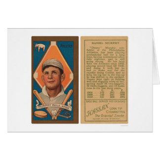 Danny Murphy Athletics Baseball 1911 Card