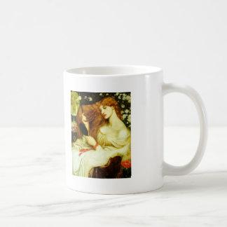 Dante Gabriel Rossetti- Lady Lilith Coffee Mug