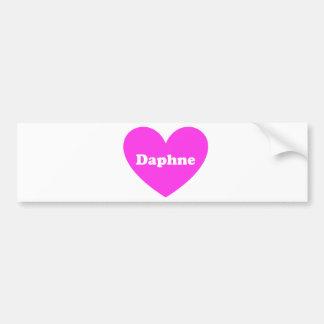 Daphne Bumper Sticker