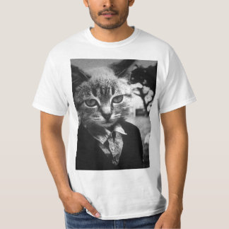 Dapper Cat T-Shirt