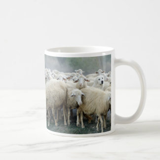 Dare to be different! Sheepdog Saying ... Coffee Mug