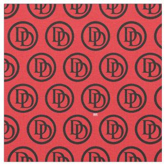 Daredevil Logo Fabric